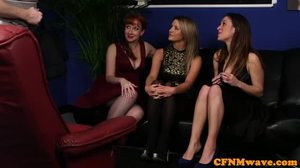Group, Cfnm, Sex, Handjob, European, High definition, British
