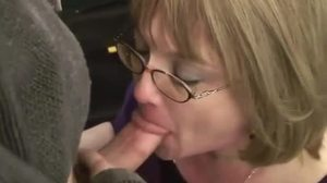 Sex, Cumshot, Mommy, Grandmother, Facial, Oral, Cougar