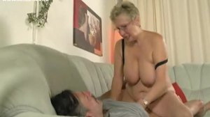 Granny, Boobs, Big tits, German, Tits, Huge, Mommy
