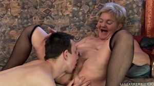 Fucking, Mature, Mommy, Grandmother, Cougar, Granny, Hairy