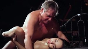 Daddy porn with big-dicked daddies that love sex