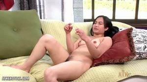 High definition, Asian, Masturbation, Solo, Toys, Casting, Interview