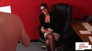 Free voyeur secretary excellent