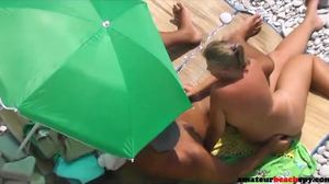 Homemade, Couple, Sex, Nudist, Outdoor, Beach, Caught
