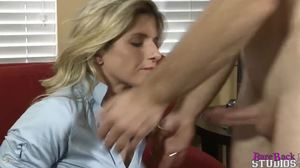 Babe, Cougar, Bent over, Pussy, Kinky, Blonde, Cum
