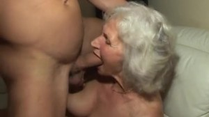 Blowjob, Babysitter, Mature, Huge, Mommy, Grandmother, Facial