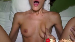 Fucking, Pussy, Husband, Panties, Teen, Young, Sport