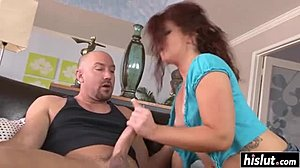 Babe, Cock, Blowjob, Redhead, Monster cock, High definition, Hardcore
