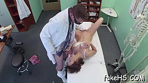 Sucking, Ball licking, Tight, Blowjob, Doctor, Cock, Sex