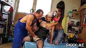 Διασημότητα λεσβιακό σεξ σκηνές