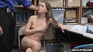 Hardcore, Monster cock, Cock, Blowjob, Pussy, Shop, Natural tits