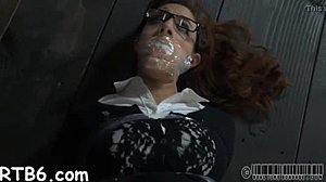 Sucking, Cock, Blowjob, Slave, Missionary, Bdsm, Sex
