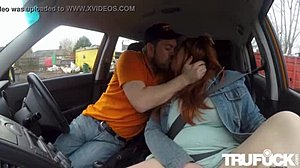 Car, Cowgirl, Uncle, Pov, Bent over, Teen, Not sister
