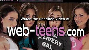 Teen κορίτσι μουνιά