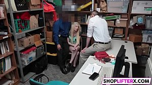 Fucking, At work, Blowjob, Old and young, Monster cock, Police, Teen