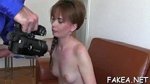 Rough, Blowjob, Casting, Interview, Mommy, Wet pussy, Cougar