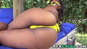 ελεύθερα νέος Ebony σεξ κλιπ