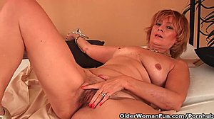 Fucking, Pussy, Cumshot, Plump, Chubby, Grandmother, Young
