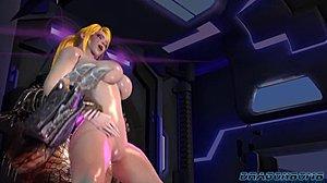 σκληρό πυρήνα καρτούν πορνό
