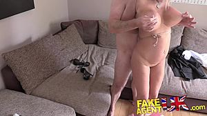 Fucking, Blowjob, Casting, Interview, Huge, British, Reality