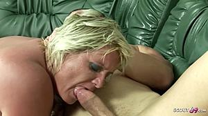 Fucking, Blowjob, Old and young, Penis, Cock, Huge, Mommy
