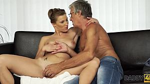 Fucking, Anal, Blowjob, Old and young, Wet, Assfucking, Huge
