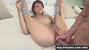 Homemade, Anal, Blowjob, Cumshot, Monster cock, Huge, Mommy