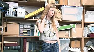 Fucking, At work, Police, Teen, Office, High definition, Cute