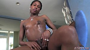 High definition, Hardcore, Brunette, Handjob, Small tits, Cumshot, Transsexual